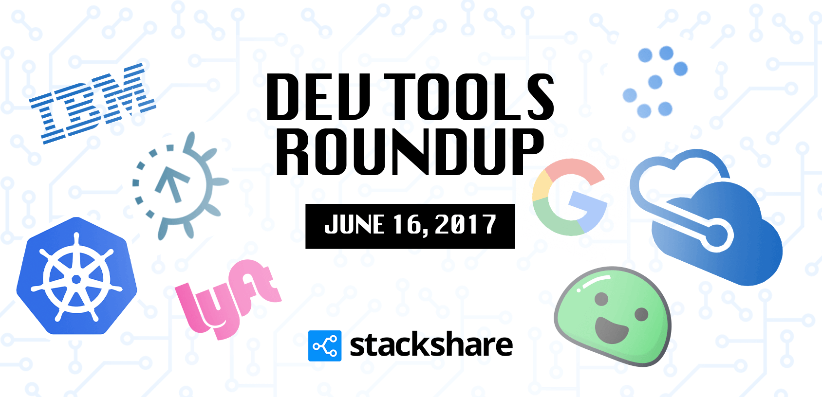 Dev Tools Round Up #1: June 16, 2017