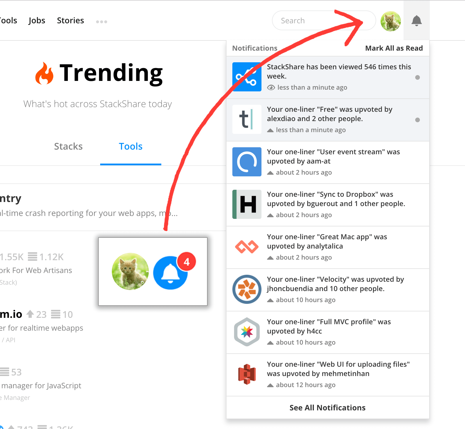 Product Update: Introducing Notifications Center