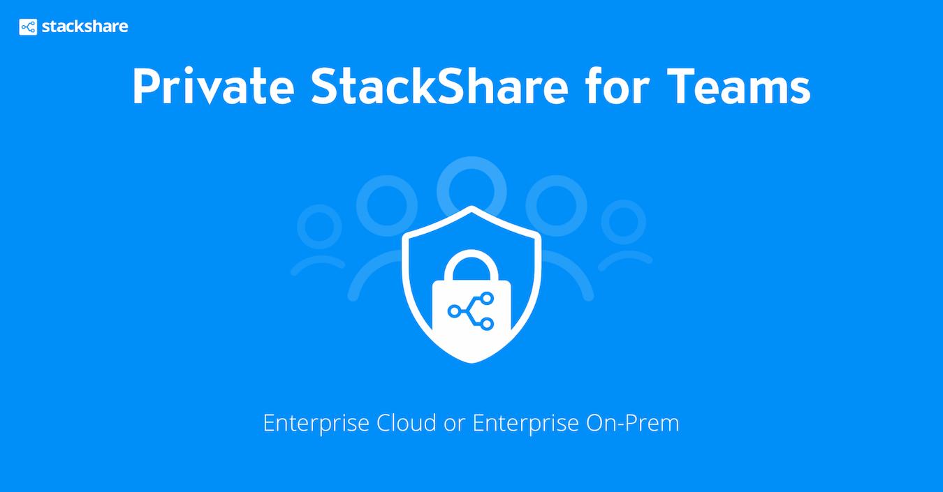 Private StackShare Beta