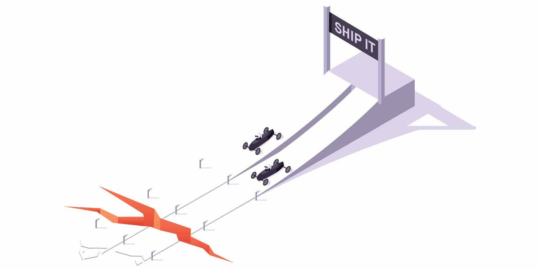 Sentry illustration