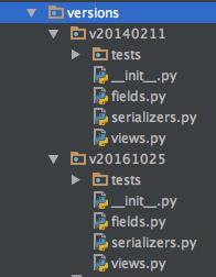 Shippo Folder Structure