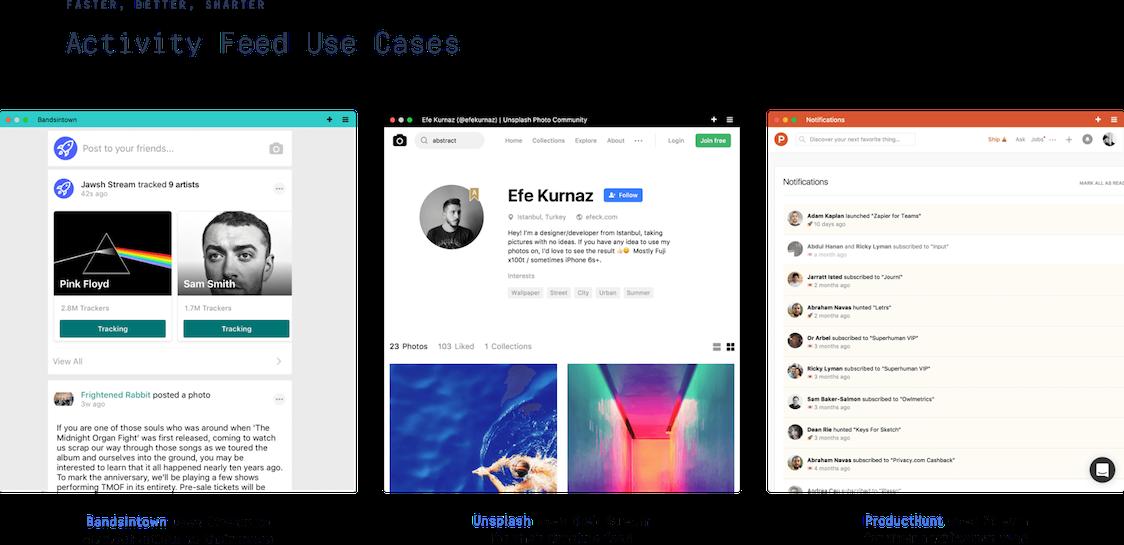 screenshot examples