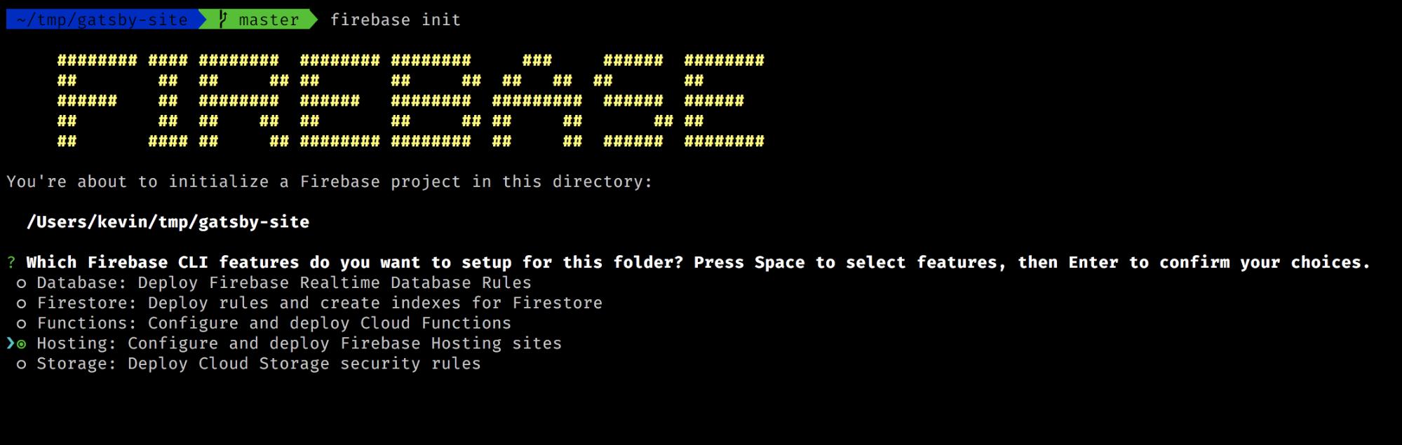 Automatically deploy a Gatsby site to Firebase Hosting - CircleCI