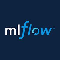 MLflow logo