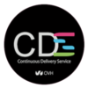 Continuous Delivery Service logo