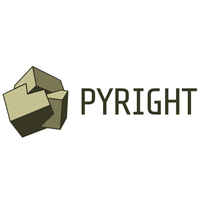 Pyright logo