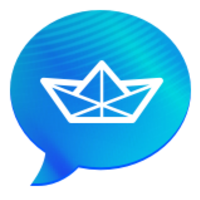 Chat by Stream logo
