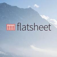 Flatsheet