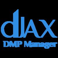 dJAX DMP Manager logo