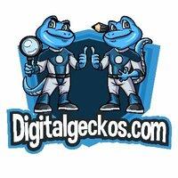 Digital Geckos logo