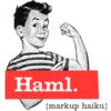 HAML logo
