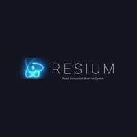 Resium logo