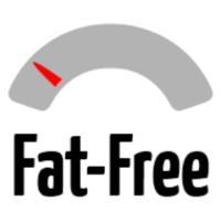 Fat-Free logo