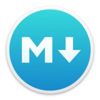 MacDown logo