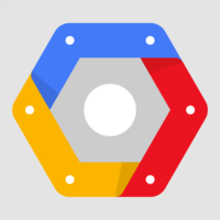 Google Kubernetes Engine logo
