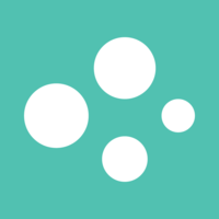 Jell logo swarm bg