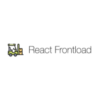 React Frontload logo