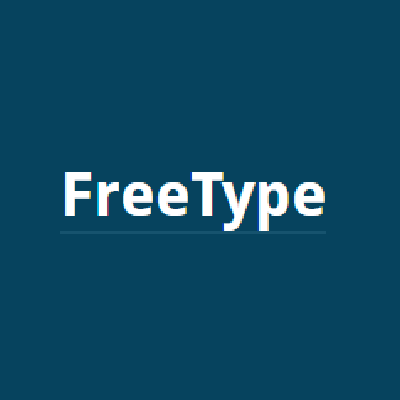 FreeType logo