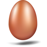 Copperegg logo just egg on light square