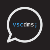VSCode DMs logo