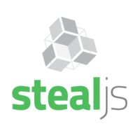 StealJS logo