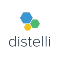 Distelli logo