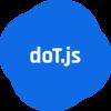 doT.js logo