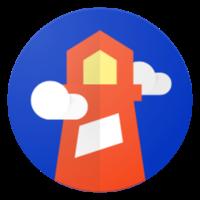 Google Lighthouse logo