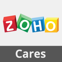 Zoho Support logo