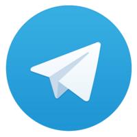 Telegram API logo