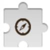 Compass for GitHub logo