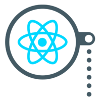 React Monocle logo