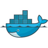 Docker Secrets logo