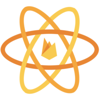 React Native Firebase logo