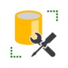 Microsoft SQL Server Management Studio logo