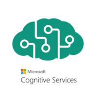 Microsoft Cognitive Services logo