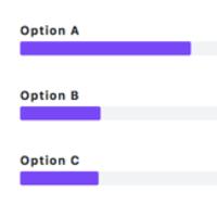 GitHub Polls