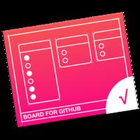 Board For GitHub logo