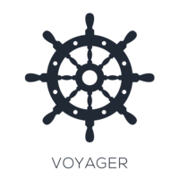 Laravel Voyager logo