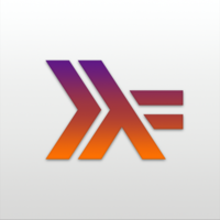 Haskell for Mac logo