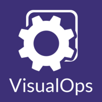 VisualOps logo