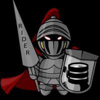 Database Rider logo
