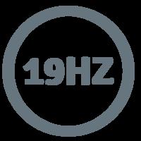 19hz logo