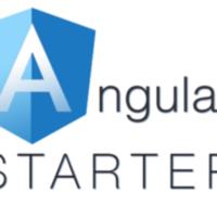 Angular Starter logo