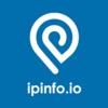 ipinfo.io website