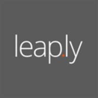 Leaply logo