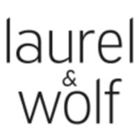 Laurel & Wolf logo