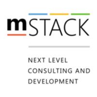 mStack logo