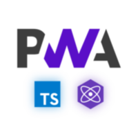 Preact + TS PWA logo
