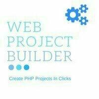 Web Project Builder logo